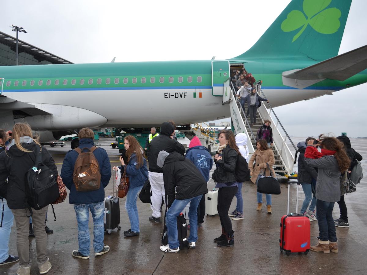 Avion Irlande1